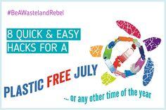 Plastic-free July – Wasteland Rebel