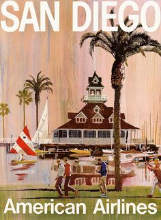 American Airlines - San Diego