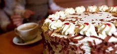 A famosa torta Floresta Negra