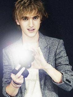 Draco Malfoy, aka TOM FELTON