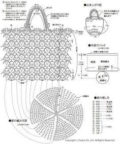 [코바늘가방뜨기] 코바늘 미니 가방뜨기 도안 Crochet Clutch, Crochet Purses, Crochet Backpack, Crochet Handbags, Crochet Sheep, Loom Crochet, Crochet Shell Stitch, Crochet Hats, Crochet Diagram