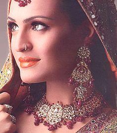 Nice Indian Bridal Kundan Imitation Jewellery Wedding Bangles Bracelets Earrings  Indian Costume Jewelry | Pinterest | Indian Bridal Jewelry, Indian Bridal  And ...