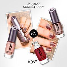 ¿Mani en tonos nude o con diseño geométrico? ¡Lleva las últimas tendencias en tus uñas!