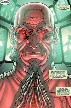 Hugo Strange Species: Human (Gotham City, USA) Genius level intellect, trained in psychology, biology and chemistry (Debut: Dc Comics, Batman Comics, Batman Arkham, Deadshot, Deathstroke, Catwoman, Hugo Strange, Comic Book Villains, Batman Universe