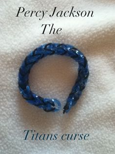 Percy Jackson inspired bracelet of you guys have any more inspired bracelet designs just comment