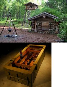 A Long-Term Survival Guide - Survival Cabins