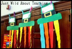 Just Wild About Teaching: St. Patty's Day Green!