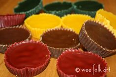 Make Your Own Modeling Beeswax | Wee Folk Art