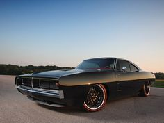 the perfect muscle car Dodge Charger Rat Rods, Dream Cars, My Dream Car, Maserati, Bugatti, Jeep Carros, Muscle Cars Vintage, Vintage Cars, Porsche