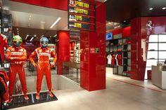 Ferrari Store #Madrid #ferraristore