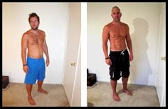 It's no secret that weight loss transformation photos aren't always perfectly honest, but certified personal trainer Andrew Dixon reveals just how much. Weight Loss Photos, Weight Loss Secrets, Weight Loss Before, Arnold Schwarzenegger, Lose Fat, How To Lose Weight Fast, Reduce Weight, Personal Trainer, Transformation Physique
