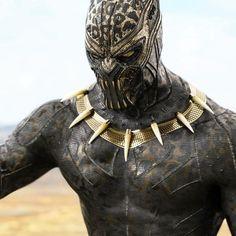 Golden Jaguar/Erik Killmonger