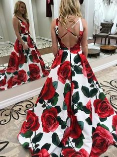 Unique Printed A-Line Prom Dresses, Charming Sleeveless Prom Dresses Sleeveless Prom Dresses, Unique Prom Dresses, A-Line Prom Dresses, Prom Dress Prom Dresses 2019 Floral Prom Dresses, Unique Prom Dresses, A Line Prom Dresses, Prom Party Dresses, Formal Evening Dresses, Homecoming Dresses, Sexy Dresses, Beautiful Dresses, Dress Prom