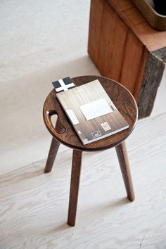 cool side tables @Karen Milford?  Im still trying to decide whether I wan't these chair legs for my stools or tapered round legs.