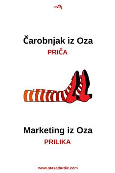 Doroti je tražila Čarobnjaka iz Oza. Mi ćemo pronaći Marketing iz Oza. #marketing #digitalnimarketing #carobnjakizoza #marketingizoza