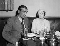 Boris Karloff and his wife