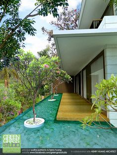 Residential - F1 House by yudho patrianto at Coroflot.com