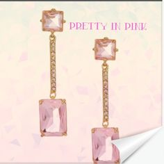"""kate spade bar drop earrings kate spade blush multi bar drop earrings. A beautiful accessory to any wardrobe. Gold plated prong set and paved glass stone drop earrings. Post back. Approx 1.5"""" in length. Imported kate spade Jewelry Earrings"""