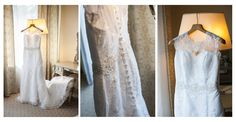 inlove with my wedding dress <3