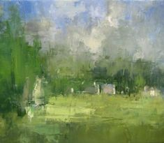 """Irish Oils Stuart Shils Take his plein air painting workshop summer 2014 at Cullowhee Mountain Arts! """"The Strucutre of the Visual Moment"""" June 22 - 27, 2014 http://www.cullowheemountainarts.org/week-2-june-22-27/stuart-shils-painting#sthash.CeyTtnYV.dpbs"""