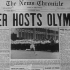 Sports: The Nazi Roots of the Modern Olympic Torch Relay