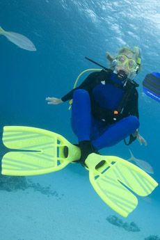 PADI Peak Performance Buoyancy Specialty Certification   -Ocean Enterprises