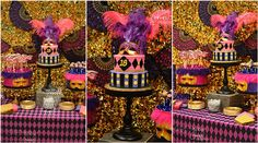 Masquerade Birthday Party