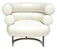 Bibendum Chair inspired by Eileen Gray
