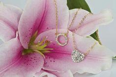 Powiedz TAK... z By Dziubeka #bydziubeka #jewelry #neckless #sayyes #allme #wedding
