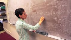Watch Maryam Mirzakhani, the first woman to win mathematics' top prize, explain her work