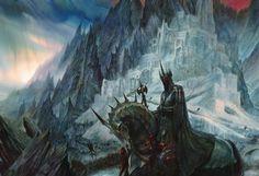 art of John Howe Hobbit - Google leit