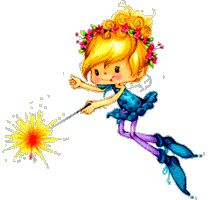 Animated gifs : Fairies A collection of CLICK ON THE PICTURE (gif) AN WATCH IT COME TO LIFE. ...♡♥♡♥Love it