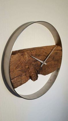 20 Diy Wall Clock Ideas - 101 Recycled Crafts