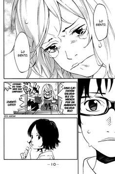 Manga Shigatsu wa Kimi no Uso Capítulo 9 Página 11