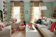 Family Room - Anne Turner Carroll