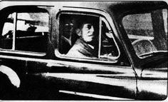 Ghosts Don't call Shotgun Clicked in 1969, the photograph after getting the roll developed found her deceased mother sitting in the rear seat of her car.  She came to visit her mother's grave that day.  10 Horrifying Ghost Photos and Their Stories | TodayOutlook.com