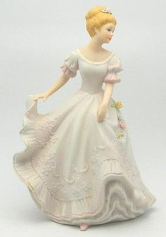 "homco figurines | ... HOMCO Home Interior Masterpiece Porcelain 9"" Figurine Vintage 1993"