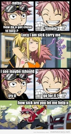 anime fairy tail funny | funny fairy tail memes - Google Search