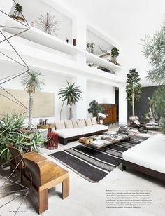 Antonino Sciortino's house in Milano