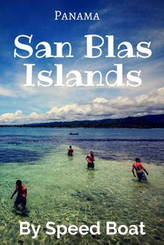 Everything you need to know about travelling from Panama to Colombia through the San Blas Islands by Speedboat.