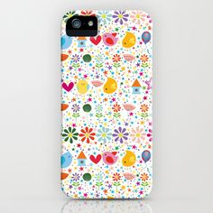 EMMA iPhone & iPod Case by carolina - $35.00