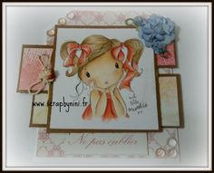 #all dressed up card