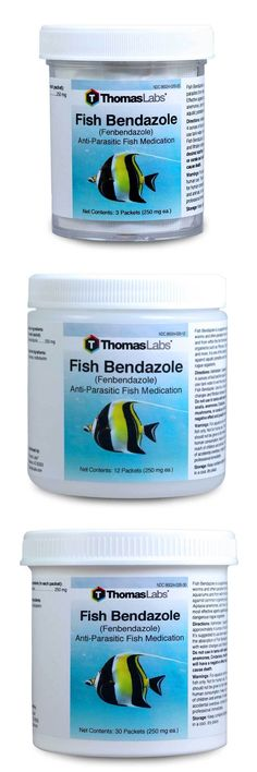 Health Care 177798: Fish Bendazole (Fenbendazole) Powder 250Mg (3, 12, And 30 Packets) -> BUY IT NOW ONLY: $32.94 on eBay!