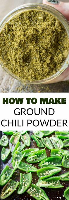 Homemade Spices, Homemade Seasonings, Homemade Recipe, Homemade Food, Healthy Foods To Eat, Healthy Recipes, Healthy Snacks, Dried Peppers, Jalapeno Recipes
