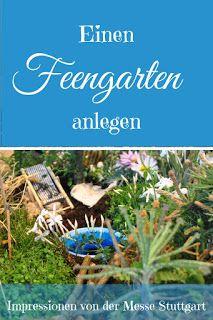 z.B. wie Du einen einen Miniaturgarten anlegst