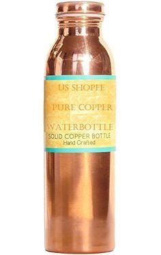 100% Pure Copper Ayurvedic Water Bottle - Leak-Proof Seal... https://www.amazon.com/dp/B016X9JUX4/ref=cm_sw_r_pi_dp_2B6IxbXSNC8KZ