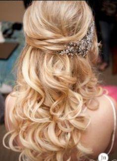 Wedding hair advice (pics) - Weddingbee