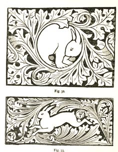 bunny pattern for carving