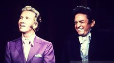 Marty Robbins appeared on The Johnny Cash Show on this day in 1969.