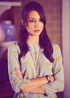 Spencer Hastings- I love her style!!!